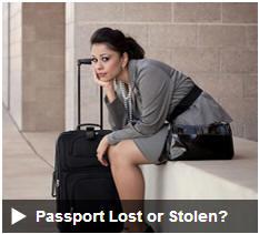 Lost or Stolen Passport